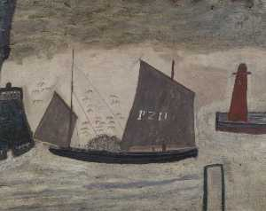Alfred Wallis - Pag . Z . 11