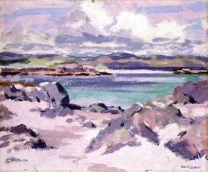 Francis Campbell Boileau Cadell - Iona