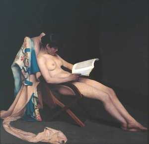 Théodore Casimir Roussel - La lectura chica