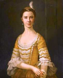 George Paul Chalmers - María Russell , Hija del coronel charles russell