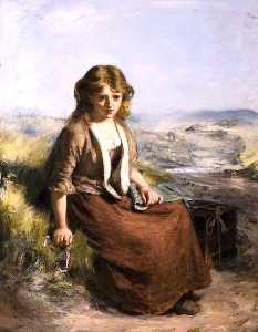 William Mctaggart - Lucy-s Revoloteando