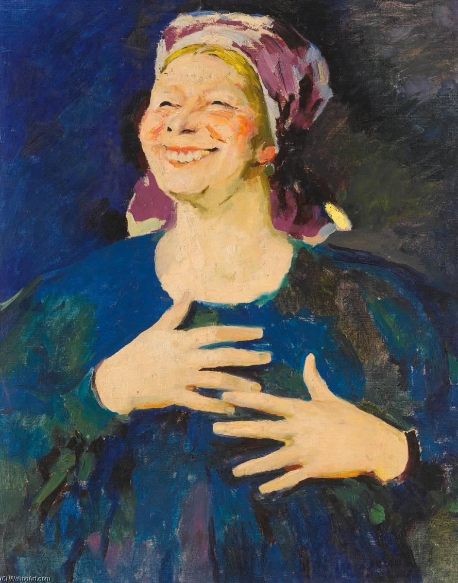 Картинки по запросу смеющаяся девушка в живописи
