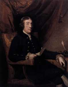 Joshua Reynolds - Caballero . james bourdieu