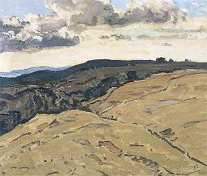 George Graham - Yorkshire Paisaje