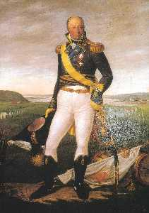 Jacob Munch - noruego diderich hegermann ( 1763 1835 ) , generalmajor , 1816