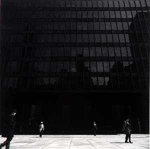 Harry Callahan - untitled nueva york