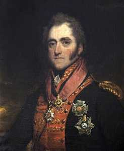 Thomas Barber - General Señor Jorge Anson ( 1769–1849 )