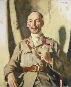 William Newenham Montague Orpen - General Señor Enrique seymour rawlinson ( 1864 1925 ) Bt , GCVO , KCB , KCMG