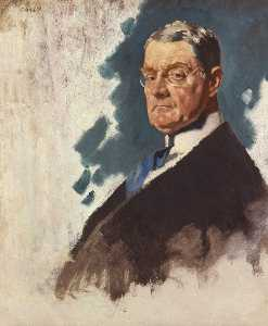 William Newenham Montague Orpen - John Andrew Hamilton vizconde Sumner