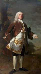Henry Pickering - Señor wolstan dixie ( 1700–1767 ) , 4th Bt , Mercado Bosworth