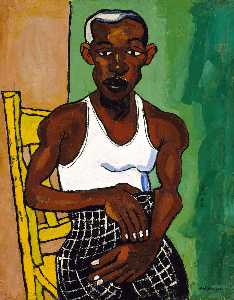 William Henry Johnson - atleta