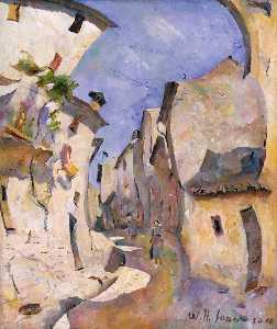 William Henry Johnson - Calle Francia ( Calle Cassis Yo )