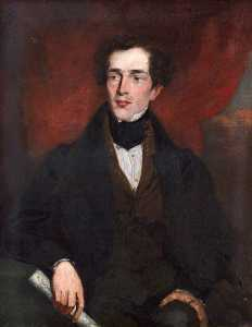 William Smellie Watson - john thomson ( 1805–1841 ) ( estilo de thomas lawrence )