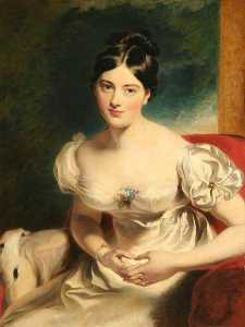James Godsell Middleton - Margaret Poder ( 1789–1849 ) , Condesa de blessington ( después de thomas lawrence )
