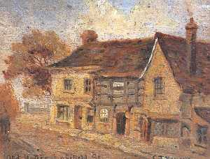 Clement T Youens - Campo bajo Calle , Dartford , Kent