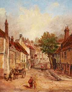 Clement T Youens - old crayford alto calle