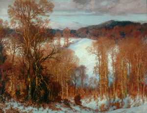 Harry William Adams - nieve escena