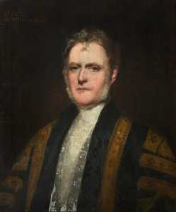 John Watson Gordon - el derecho Honorable Señor Guillermo gibson craig ( 1797–1878 ) , 2nd bt de riccarton