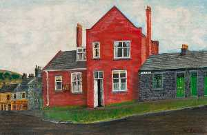William Piper - Territorial Sala , Lanzadera Calle , Townhead , Kilsyth
