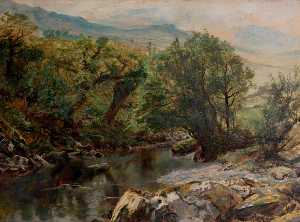 Frederick William Hayes - Piscina Colwyn