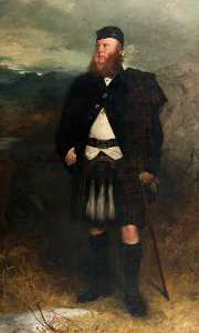 Robert Inerarity Herdman - Eneas ranald mcdonell ( 1820–1897 )