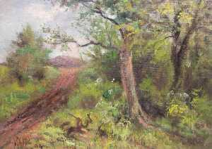 William Henry Hope - cerca de sanderstead Carril