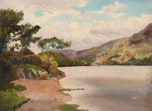 Robert Lillie - Lago Ganar , st. fillans