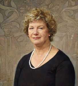 Keith Breeden - judith hulf , Presidente de el real Universidad de anestesistas ( 2006–2009 )