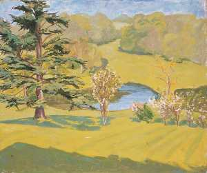 Winston Spencer Churchill - los lagos a Chartwell