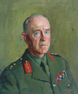 Henry Marvell Carr - General Señor harold franklyn , KCB , DSO , MC