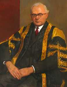 Ruskin Spear - El dr james tait ( 1912–1998 ) , Director de escuela , Northampton Universidad de avanzado Tecnología ( 1957–1966 )