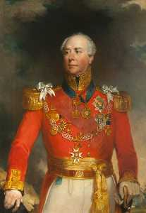 John Wood - Teniente General archibald campbell