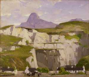 John Guthrie Spence Smith - Ballachulish Canteras