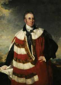 Frederick Richard Say - Guillermo Pitt ( 1773–1857 ) , 1st lord amherst