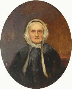 William Boxall - Señorita Guillermo stanley roscoe ( 1786–1854 )