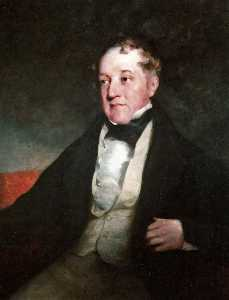 Richard Rothwell - Guillermo Huskisson ( 1770–1830 ) , MP