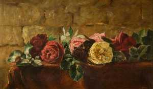 George Cartlidge - las rosas