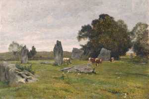 Frederick William Newton Whitehead - Avebury