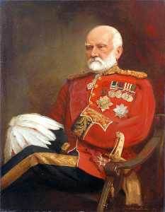 Charles Kay Robertson - General Señor samuel james browne ( 1824–1901 ) , VC , GCB , KCSI , do . 1901