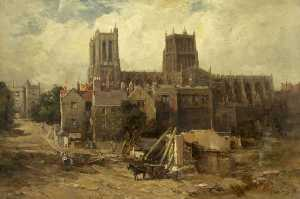 Francis Abel William Taylor Armstrong - Bristol Catedral