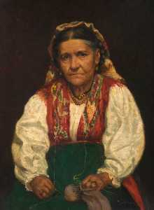 George Henry Wimpenny - italiana abuela