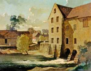 Bertram Nicholls - antiguo molino , Midhurst , Oeste Sussex