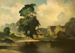 Bertram Nicholls - Easby Abadía , Richmond , yorkshire del norte