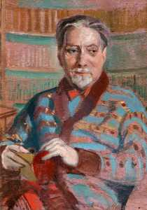 William Oliphant Hutchison - Señor compton mackenzie ( 1883–1972 ) , Autor