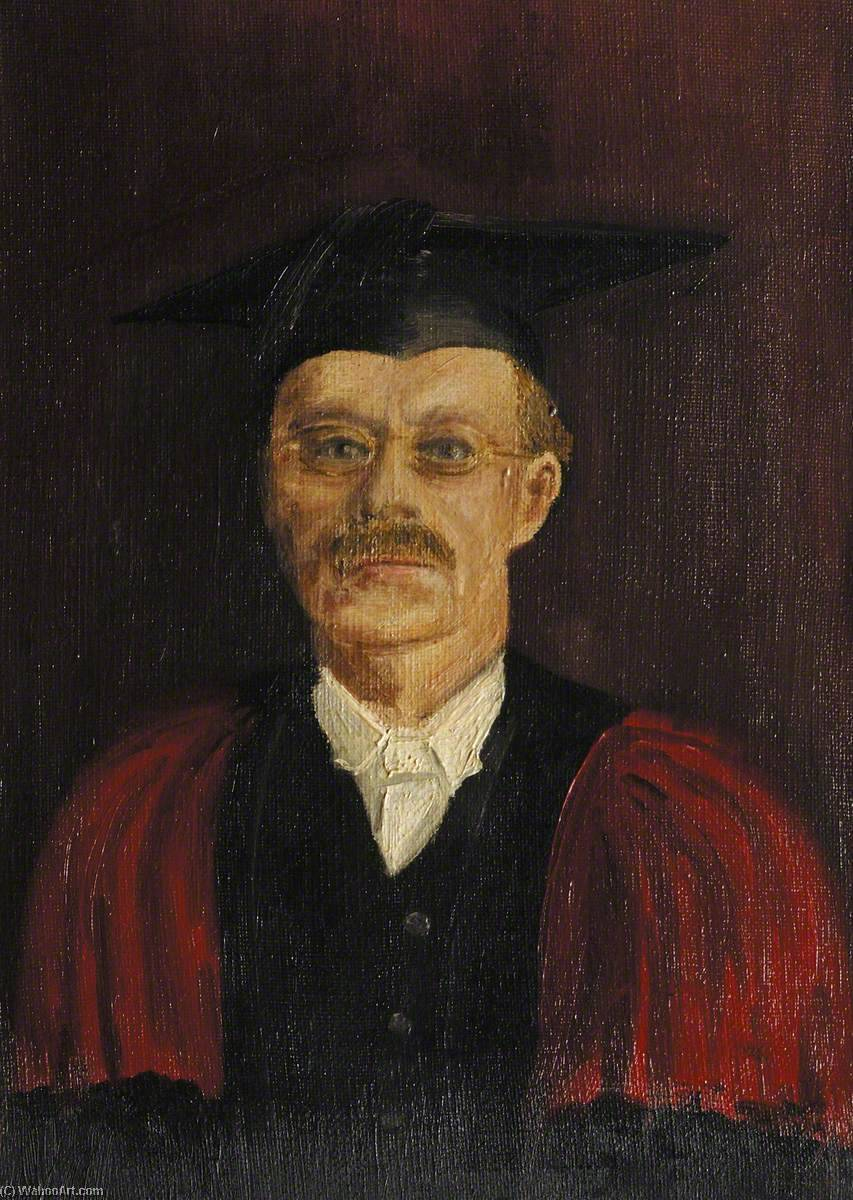Pedir Copia De La Pintura : Herbert Mi . Re . Blakiston ( 1862–1942 ) , Presidente de Trinidad Universidad, 1930 de Cyril Norman Hinshelwood (1897-1967, United Kingdom) | WahooArt.com
