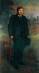 Ernest Moore - howard aston allport ( 1842–1915 )
