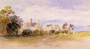 David Cox The Elder - Kenilworth