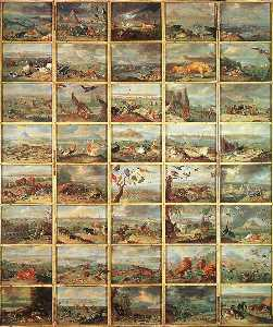 Jan Van Kessel The Elder - los animales