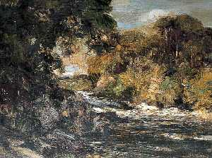 David Cox The Elder - bettys y coed