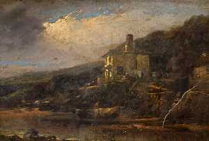 William Pitt - casa de pesca , Allsands , sur devon
